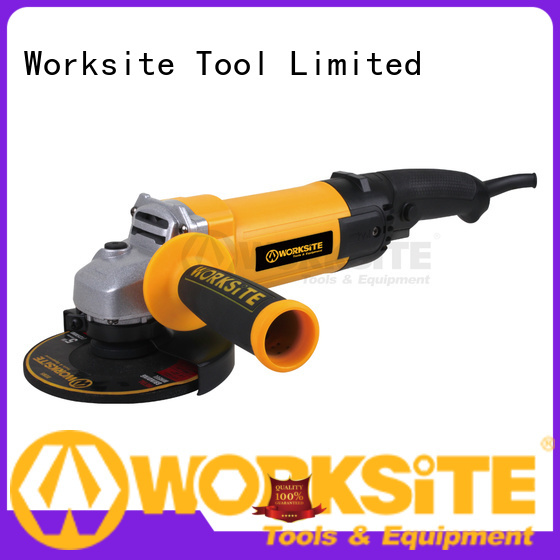 WORKSITE China battery angle grinder manufacturer for b2b