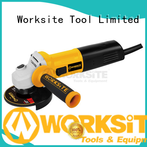 WORKSITE 100% quality best angle grinder manufacturer for wholesale