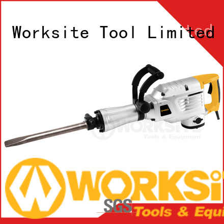 WORKSITE advanced cheap hammer drill supplier for retailing