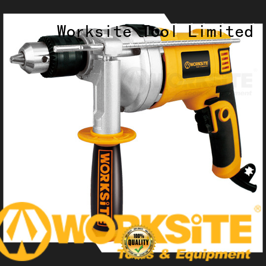 WORKSITE best drill provider for distribution