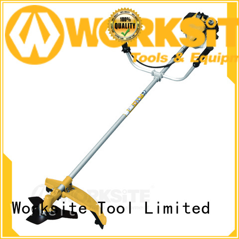 WORKSITE high quality 4 stroke brush cutter manufacturer for wholesale