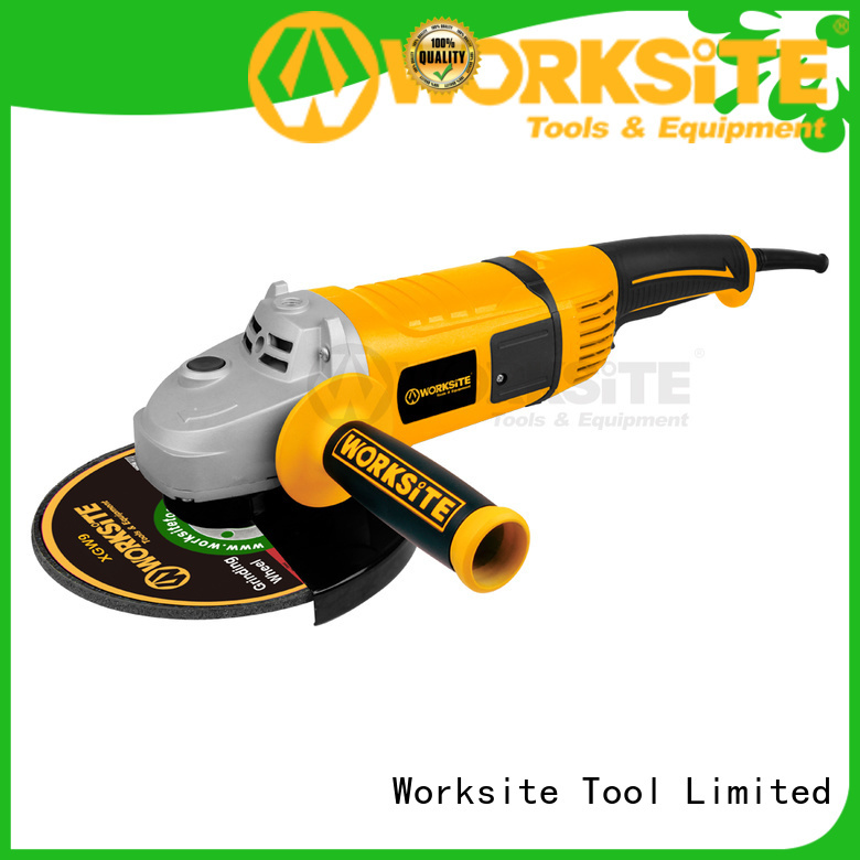WORKSITE 100% quality battery powered grinder supplier for wholesale