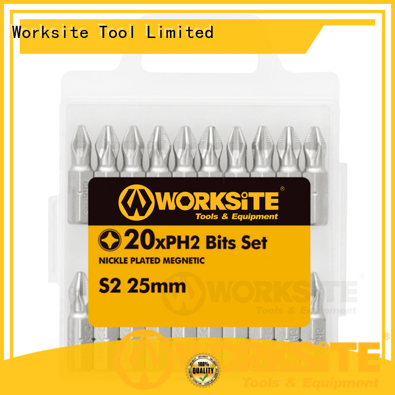 WORKSITE power tool accessories factory for importers