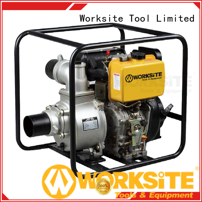 WORKSITE submersible pump one-stop services for irrigation
