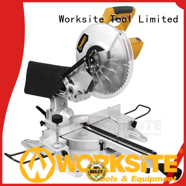 WORKSITE custom cut off saw factory for retailing
