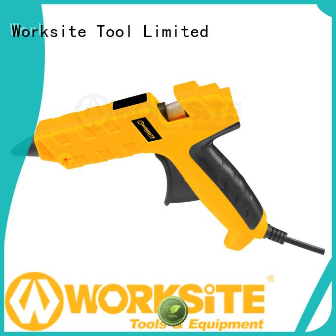 WORKSITE standard mini hot glue gun manufacturer