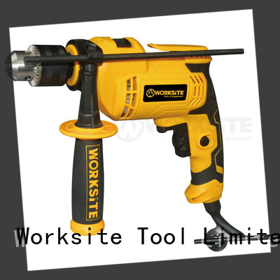 WORKSITE advanced impact drill supplier for carpenter