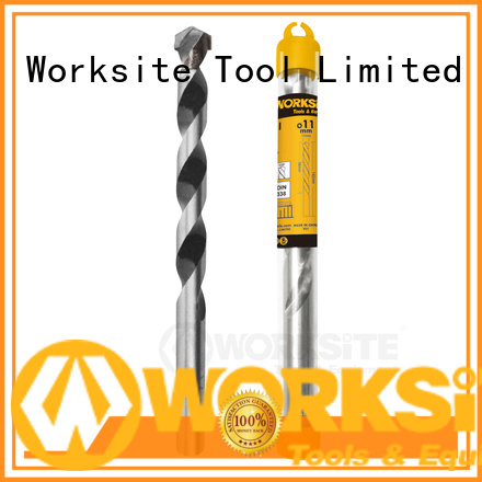 WORKSITE drill bit supplier for homeowners