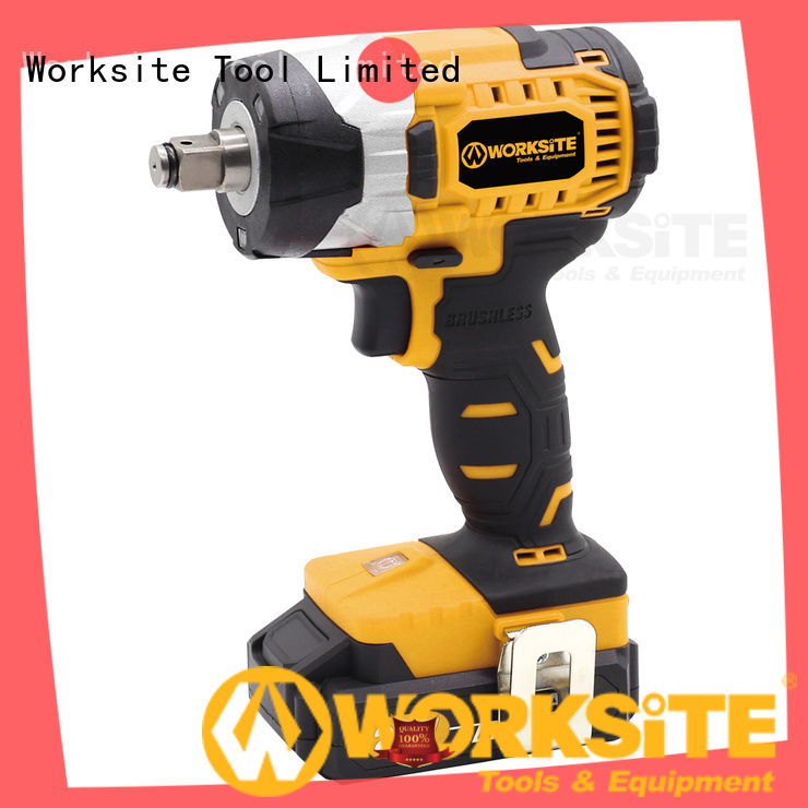 WORKSITE OEM ODM cordless impact driver without brush manufacturer for importers