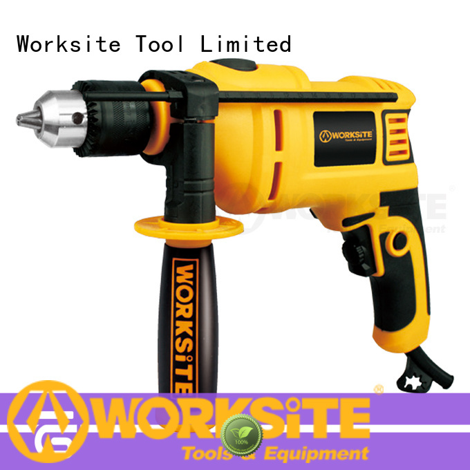 WORKSITE impact drill set provider for b2c