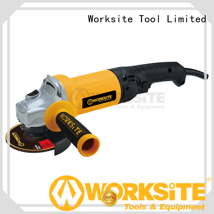 WORKSITE electric angle grinder supplier for retailing
