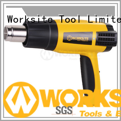 WORKSITE standard battery heat gun supplier for retailer